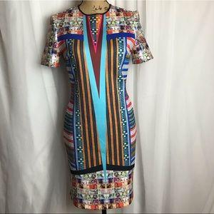 Clover Canyon Pesos Scuba Dress